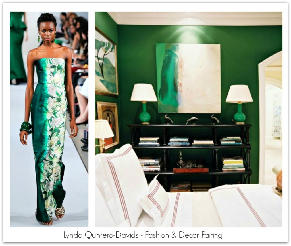 Lynda Quintero-Davids fashion and decor pairing - Focal Point Styling
