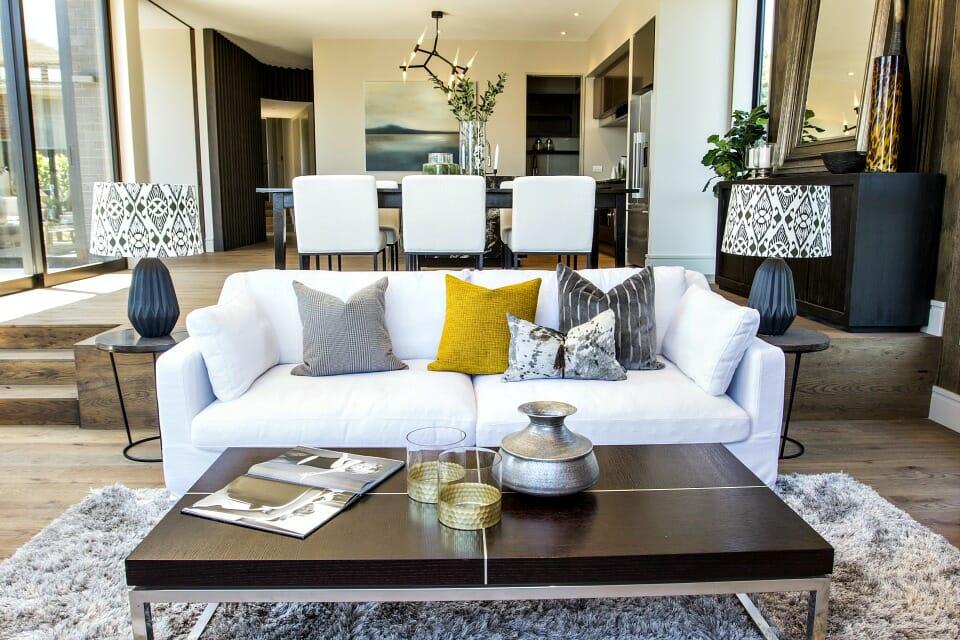 home staging auckland living edge. Black Bedroom Furniture Sets. Home Design Ideas