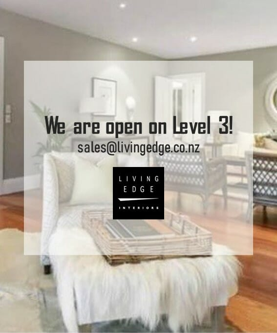 WE ARE OPEN ON LEVEL 3!